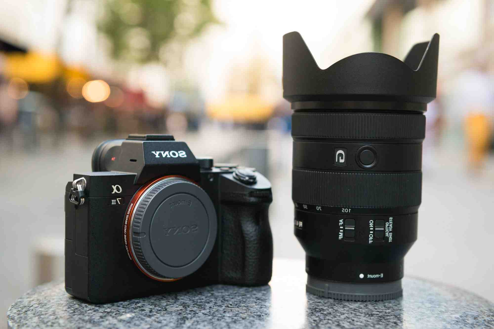 Quel zoom pour Sony A7 III ?